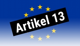 EU-Parlament stimmt mit deutlicher Mehrheit für neues Urheberrecht